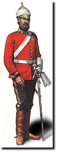 Captain King's Dragoon Guards in India and China 1857-1860