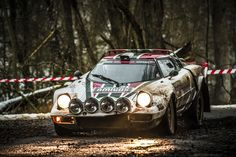 automotivated:  (via 500px / LANCIA STRATOS by Maurice...