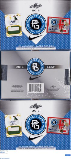 Sports Memorabilia: 2016 Leaf Perfect Game Baseball Sealed Unopened Box 25 Autograph Cards BUY IT NOW ONLY: $89.95 #priceabateSportsMemorabilia OR #priceabate