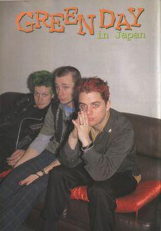 Tre, Mike, & Billie