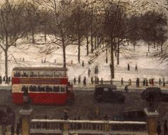 'Green Park', by Robert Buhler, RA