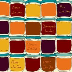 Jam Jar  - by Livia Prudilova - Anglicky efektívne