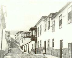 Calle Perez Zamora Puerto de la Cruz Tenerife