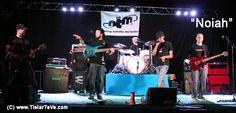 """2012-08-03 Nuevos Talentos Musicales - """"Noiah"""" en Arenas de San Pedro."""