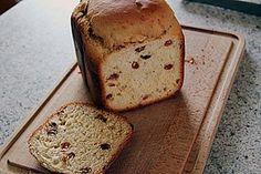 Rosinenstuten für den Brotbackautomat, ein gutes Rezept aus der Kategorie Brot und Brötchen. Bewertungen: 111. Durchschnitt: Ø 4,6.