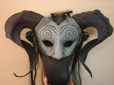 Pan's mask! pan's labyrinth!
