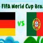 Brasil 2014: Día 5 Alemania goleó 4 a 0 a Portugal por el duodécimo partido del mundial