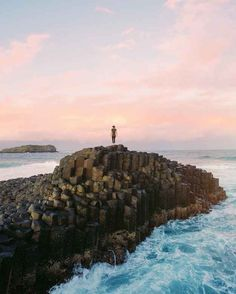 Fingal Head in New South Wales, Australia