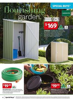 - Want the ease of ordering all your garden needs from the comfort of your own…