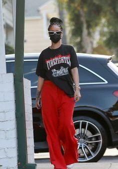 Latest Outfits, Trendy Outfits, Cute Outfits, Fashion Outfits, Estilo Rihanna, Mode Rihanna, Rihanna Street Style, Look Street Style, Rihanna Outfits