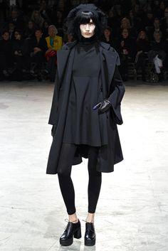 Yohji Yamamoto Otoño/Invierno 2013