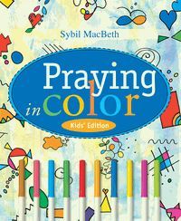 Now kids can pray in color, too!    This first-of-its-kind resource will forever change the way kids prayer - and how adults try to teach them to do it.    This is prayer that makes sense to kids. One minute a day will do. Any time of the day will work. Drawing with markers or crayons is h alf the prayer; the other half is carrying the visual memories throughout the day