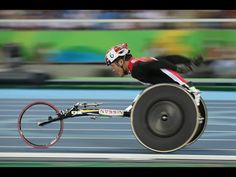 Athletics | Mens 1500m - T54 Final | Rio 2016 Paralympic Games http://www.youtube.com/watch?v=CFyihvm-5GY
