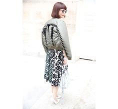 Street Looks at Paris Fashion Week: Day 7