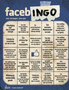 Facebingo.... (via BlendTV)
