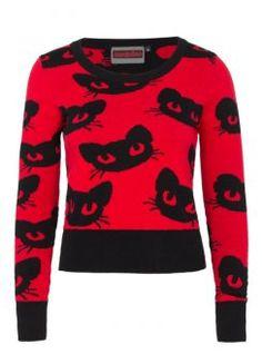 Kitty Kat Sweatshirt