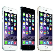 New Apple iPhone 6 Plus AT&T - GSM 16GB Silver, Space Gray or Gold LTE