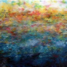 Magic Sea - Original by Alex Echo Available Now from Westover Gallery £2950
