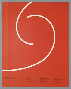Jacqueline Casey, MIT Open House poster, 1969