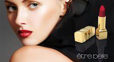 El Espejo de la BELLEZA: Lip Couture de Être Belle...lujo para tus labios.