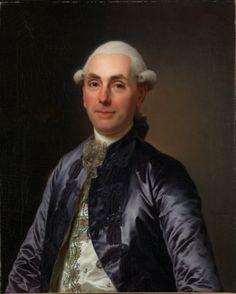 1781 Alexander Roslin - Francois Puissant de la... | History of fashion in art & photo