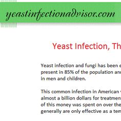 Unbiased Threelac review and yeast infection. Does it really work as they claim? get the facts here along with other things that work for yeast and candida