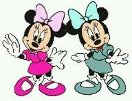 Millie and Melody Mouse | Disney | Pinterest | Cartoon ...