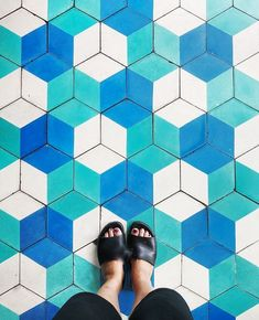 Pop Out, What Do You See, One Color, Floors, Squares, Victoria British, British Columbia, Instagram, Tile
