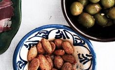 Marcona Almonds with Smoked Paprika / Ditte Isager
