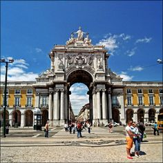 Terreiro do Paço, Lisbon