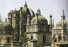 European tombs, #Surat #Gujarat #India