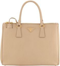 9ad2d93aefde Saffiano Small Double-Zip Executive Tote Bag