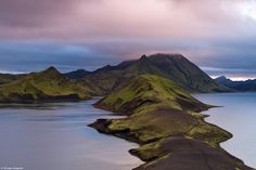 Philip Klinger, Langisjór, Sveinstindur, Iceland