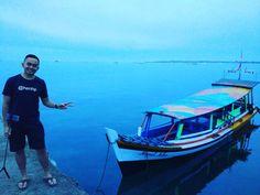 Heavenly Blue @nanggya  #beach #belitung #tanjungkelayang #travel #happy #tanjungkelayang  #happytraveler #visitbangkabelitung #love #tamasha #piknik #escape #traveling #sunset
