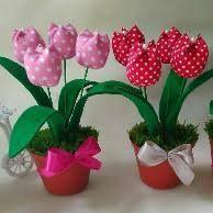 Hasil gambar untuk kreasi bunga dari kain perca