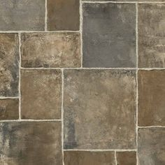 flooring - IVC 13-ft 2-in W IVC Majestic Manchester 994 Stone Low-Gloss Finish Sheet Vinyl