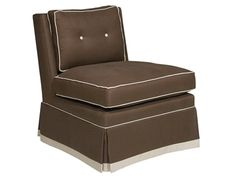 Shop for Vanguard Chair, C21-CH, and other Living Room Chairs at Vanguard Furniture in Conover, NC. Also Available in Leather and Fabric/Leather.
