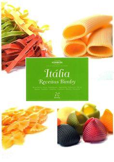 Itália – Receitas Bimby