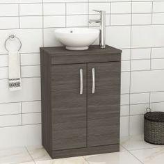 Freestanding Vanity Unit, Basin Vanity Unit, Basin Sink, Bathroom Basin, Vanity Units, Wash Basin Cabinet, Faux Leather Walls, Royal Bathroom, Bathroom Furniture Design