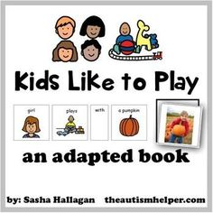 This is an adapted work to practice complex matching. Students with lower verbal abilities can practice imitating repetitive phrases. Students will work on matching a photo to the picture instructions. by theautismhelper.com
