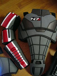 EVA Foam N7 Armor (Mass Effect 2)