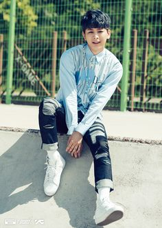 iKON Yunhyeong @ MY TYPE  © NAVER MUSIC SPECIAL