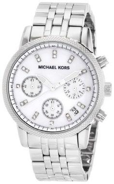 Reloj Michael Kors Cronógrafo Perla | Antes: $630,000.00, HOY: $434,000.00