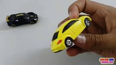 Volkswagen vs Lotus Exige R-Gt | Tomica Toys Cars For Children | Kid's Toys Videos HD Collection