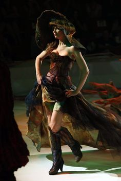 * Haute couture Automne-hiver 2011-2012 Franck Sorbier