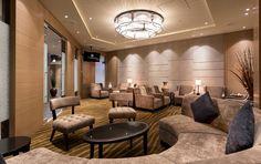 Plaza Premium Airport Lounge, Vancouver International Airport (YVR), Canada