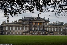 The Wentworth Woodhouse Preservation Trust had agreed to buy the property in South Yorkshi...