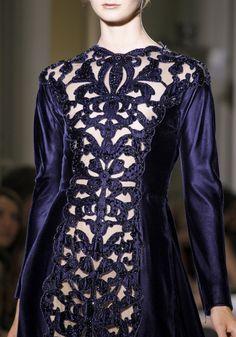 Valentino Haute Couture Winter 2012
