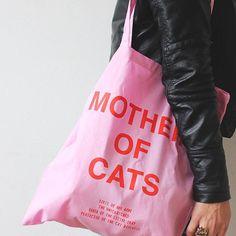 Niaski / mother of cats bag