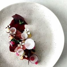 Close up- Wild Duck Elderberry Beet Radish by @joshretzz  Want your work to get featured as well? Simply tag your best plating pictures with #armyofchefs  ------------------------ #foodart #foodpic #foodphoto #foodphotography #hipsterfoodofficial #foodphotographer #goodlife #chef #delicious #instafood #instagourmet #gourmet #theartofplating #gastronomy #foodporn #foodism #foodgasm #plating #f52grams #vsco_food  #photooftheday #picsoftheday #dishoftheday #hautecuisines